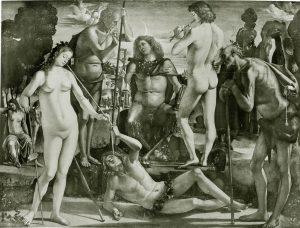 """Luca Signorelli, """"Pan"""", c. 1490"""