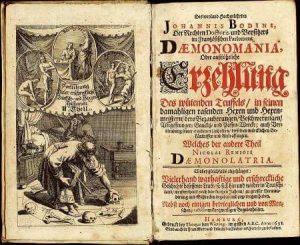 Jean Bodin, Dæmonomania